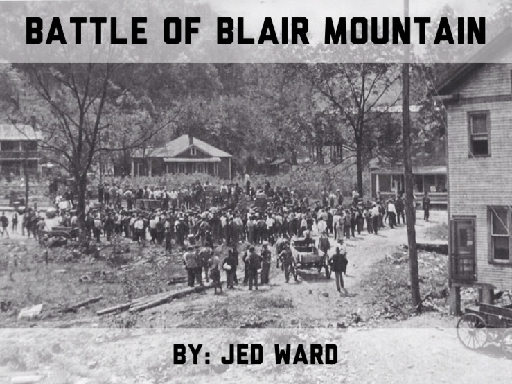 Blair mountain
